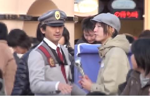 ユニバーサル・スタジオ・ジャパン(USJ)不審者騒動・・・